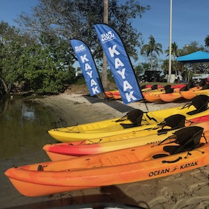 Savings coupon for Blue Moon Outdoor Adventures in Fort Lauderdale, Florida