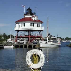 Savings coupon for the Calvert Marine Museum in Solomon, Maryland