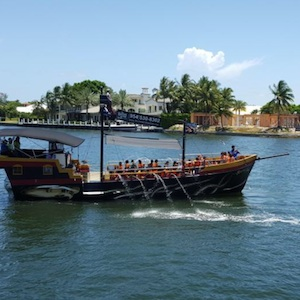 Fort Lauderdale, Florida, pirate, pirate cruise, things to do, travel, family, fun, kids, children, coupon, coupons, discount