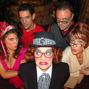 Get savings coupon for the Sleuths Mystery Dinner Show in Orlando, Florida
