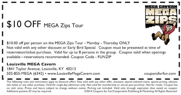Louisville, Kentucky, cave, cavern, tram, tour, travel, things to do, family, fun, kids, children, coupon, coupons, discount