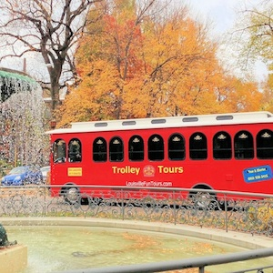 Louisville, Kentucky, trolley, historic homes, travel, things to do, coupon, coupons, discount