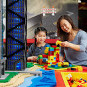 Savings coupon for LEGOLAND Discovery Center Kansas City, Missouri - children's museum, Lego, play, things to do, tour, travel, family fun, children, kids, coupon, coupons, discount