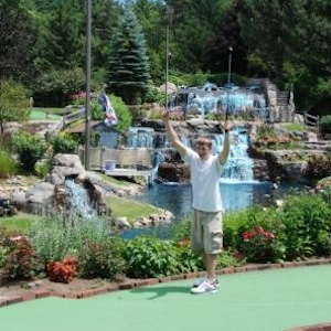 Kansas City Missouri Mini Golf