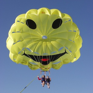 Ocean City, New Jersey, parasail, outdoors, sports, adventure tourism, beach, family, fun, kids, children, discount