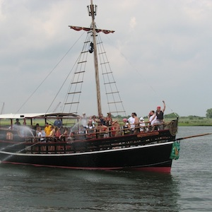 Ocean City, New Jersey, pirate, pirate ship, cultural, things to do, family fun, kids, travel, coupon, coupons, discount