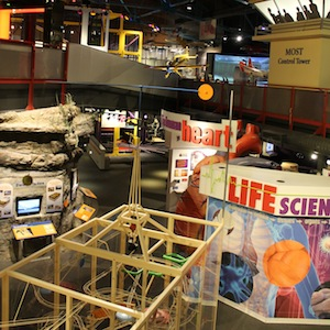 Get savings coupon for MOST, the Milton J. Ruebenstein Museum of Science & Technology in Syracuse, NY