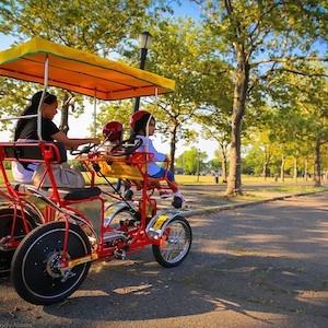 Savings coupon for Wheel Fun Rentals in Philadelphia, Pennsylvania