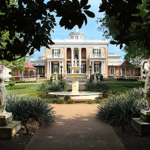 Belmont Mansion in Nashville is a must-see for anyone interested in Tennessee history, the Civil War, architecture, art, and decorative arts.