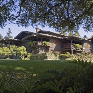 Savings coupon for The Gamble House in Pasadena, California