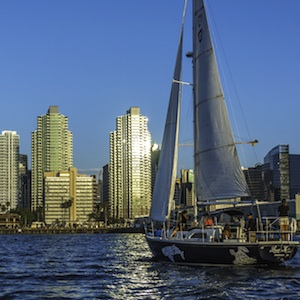 Get savings coupon for San Diego Sailing Tours in San Diego, California