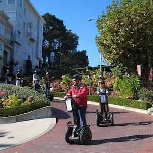 San Francisco, California, tour, sightseeing, Segway tour, travel, things to do, family, fun, kids, children, coupon, coupons, discount