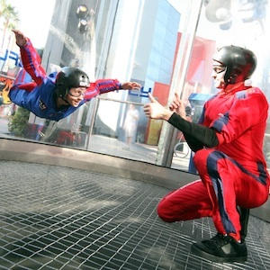 Hollywood, Universal City, CityWalk, California, Los Angeles, indoor skydiving, skydiving, sports, travel, things to do, family, fun, kids, children, coupon, coupons, discount