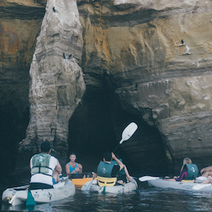Savings coupon for original La Jolla Kayak Tour from Everyday California in San Diego area, California