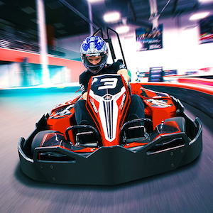 Savings coupon for K1 Speed