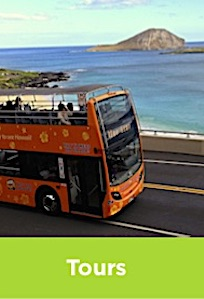 Savings at bike tours, harbor tours, sightseeing tours