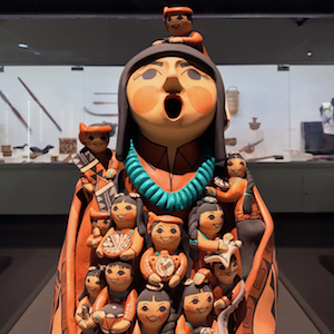 Museum of Anthropology in Columbia, Missouri
