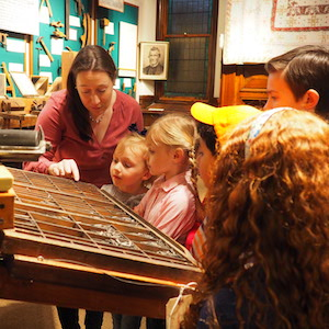 Savings coupon for Museum of Early Trade & Crafts in Madison, New Jersey - educational family fun
