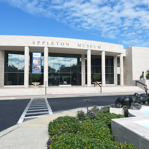 Savings coupon for Appleton Museum of Art in Ocala, Florida