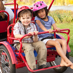 Savings coupon for Wheel Run Rentals at Bensonhurst Park, Brooklyn, New York - bike rentals