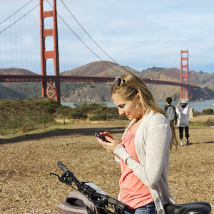 Savings coupon for Wheel Fun Rentals at Pier 43 1/2 in San Francisco, California - bike rentals tours