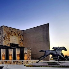 Savings coupon for American Quarter Horse Hall of Fame & Museum in Amarillo, Texas - zoo, aquarium, nature, outdoor, family fun, children, coupon, coupons, save