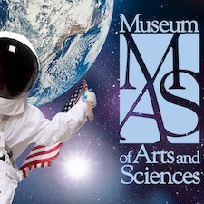Savings coupon for Museum of Arts and Sciences in Macon, Georgia - museum, art, cultural, travel, things to do in Georgia, family, fun, kids, children