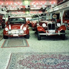 Savings coupon for Toad Hall Classic Sports Cars in Hyannis, Massachusetts - museum, automobiles, things to do in Hyannis, family fun, kids, travel