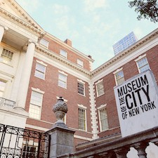 Savings coupon for the Museum of the City of New York - Manhattan, history, museum, art, things to do, tour in New York, family travel, children, kids
