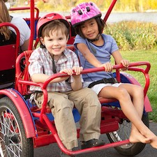 Savings coupon for Wheel Run Rentals at Bensonhurst Park, Brooklyn, New York - bike rentals