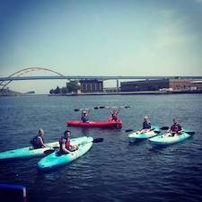 Savings coupon for Brew City Kayak in Milwaukee, Wisconsin