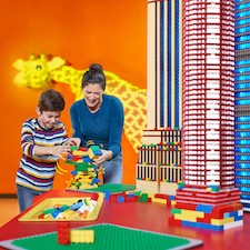 Savings coupon for LEGOLAND Discovery Center in Tempe, Arizona - fun things to do with kids