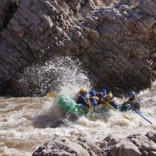 Savings coupon for Arizona Rafting by Wilderness Aware - fun things to do with kids, family activities in Arizona
