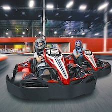 Savings coupon for K1 Speed Indoor Electric Kart Racing in Phoenix, Arizona - fun things to do with kids, family
