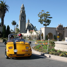Savings coupon for GoCar Tours in San Diego, California, tours, travel