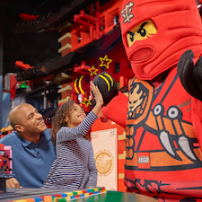 Get savings coupon for the LEGOLAND Discovery Center in Westchester, New York