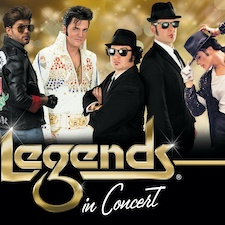 Savings coupon for Legions in Concert in Branson, Missouri, theater, musical, entertainment, family
