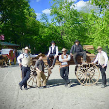 Savings coupon for Wild West City, Stanhope, New Jersey, cowboy, things to do in New Jersey, family