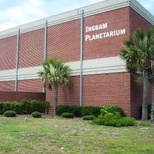 Savings coupon for Ingram Planetarium in Sunset Beach, North Carolina - educational family fun