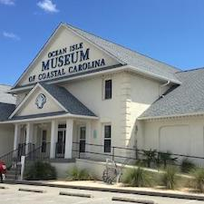 Savings coupon for Museum of Coastal Carolina - Ocean Isle Beach, North Carolina - This natural history museum features aquariums and life-size models of whales and much more