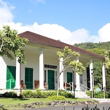 Savings coupon for the Queen Emma Summer Palace in Honolulu, Hawaii (Oahu)