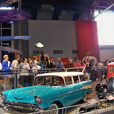 Savings coupon for American On Wheels Museum in Allentown, Pennsylvania